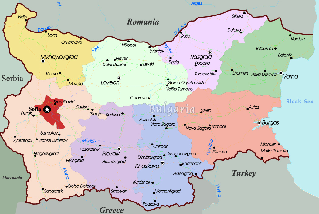 Challenges of a political party in Eastern Europe
